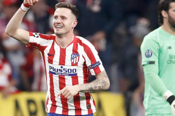 Manchester United focus on taking Saul Niguez.