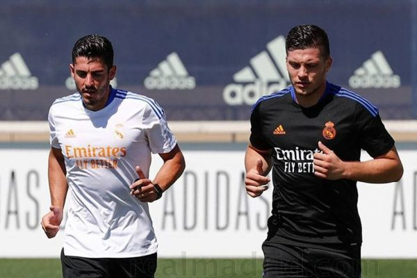 Marca confirms Jovic is ready to fight in the Real Madrid