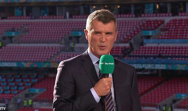Roy Keane has consoled England