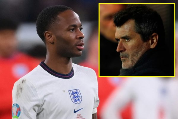 Roy Keane has suggested that Saka should not taking penalty.