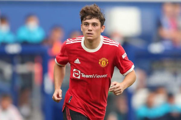 Manchester United have no plans to sell Daniel James,