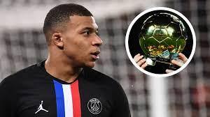 Ronaldinho backs Mbappe wins Ballon d'Or in future.